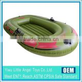 CE approve three person PVC cheap inflatable boat