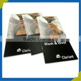 eco-friendly paper garment hang tags template for jeans                                                                                                         Supplier's Choice