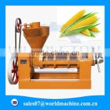 Good quality cold press oil machine / sunflower seeds oil press machine popular in Africa