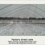 China galvanized steel frame greenhouse
