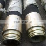 high pressure steel wire spiraled rotary drilling hose EN856 6SP used in oilfield 6SP-102-70