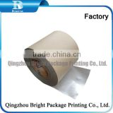 Aluminum Foil Laminated Paper,aluminum foil wrapping paper for wet cleaning wipes Lens Cleaning Tissue