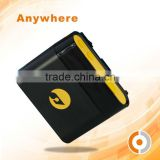 gps tracking device with waterproof with SOS button with shake alarm with monitor with google maps link