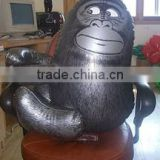 Wholesale top quality lovely cute inflatable Gorilla inflatable toy