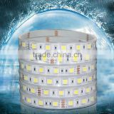 2016 Factory wholesale price 100 meters per roll DC12V high Lumen ultra-thin flat flexible led strip