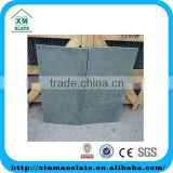 [factory direct] 60x30x1cm Natural Surface Ocean Green Rectangle Flooring Slate Item DB-6030RG1A-1