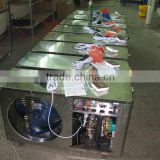 Gas water heater VS Heat pump water heater-save 85% energy-LuckingStar-China biggest heat pump OEM Factory