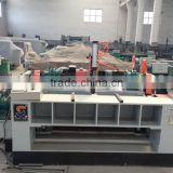 veneer lathe/veneer machine/plywood veneer peeling machine/wood veneer peeling with spindle/spindleless peeling machine