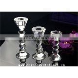 professional Handmade crystal bead candle holders