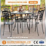 High quality cast aluminum outdoor furniture Garden furniture                                                                         Quality Choice