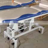 powerlifting beauty salon furniture for sale electric 1 or 2 Motors Lift Full Body thai Massage Bed