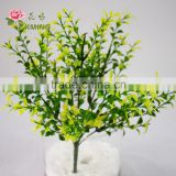 Wedding Fern Floral Craft Silk Flower Artificial Leaves Plants Green Decor
