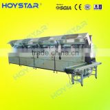 Multi Color Automatic Glass Bottle Screen Printing Machine