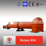 Advanced rotary Kiln for Cement,Lime,Iron ore pellets,Refractories,Titanium dioxide,Alumina,Vermiculite,Metakaolinby henan zhong