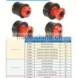 CE&ISO approved Putsmeister concrete pump hydraulic piston pump parts and motor spare parts