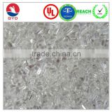Plastic bottle plastic raw material polycarbonate prices, Food grade PC resin for injection blowing
