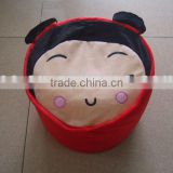 JM7772 plush toys stool