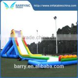 Guangzhou best inflatable products giant inflatable water slide for adult