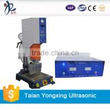 Velcro use ultrasonic plastic welding machine
