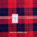 Bamboo Yarn Dyed Plaid Fabric, Bamboo Fiber and Cotton Blended Fabric