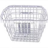 high quality wholesale price durable electric bicycle basket super wear resistant electric bicycle baskets bicycle parts