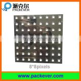 5V black PCB 8*8 ws2812 ws2812B flexible led matrix display