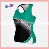 Dongguan wholesale Cheer tank tops OEM