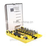 45in1 Screwdriver Set Multi Hand Toolsl Ferramentas Celular Mobile Phone Repair Tool Herramientas Gator Grip