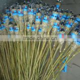 outdoor bamboo garden citronella color flame bamboo oil candle torch