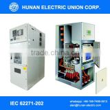 MV Air-insulated Switchgear with High Current