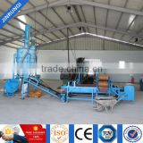 Waste Tyre Recycling Plant / Used Tire Reclaim Rubber Machine / Used Tire Recycling Machine