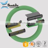 1.27mm 2.0mm box header PCI-E connector idc type male female