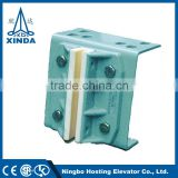 Spare Parts Elevator Counterweight 10Mm Guide Rail Shoe