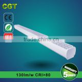 Industrial Led linear trunking system light with 20 30 60 90 beam angle
