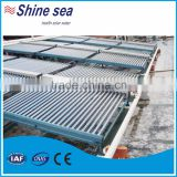 High efficiency Engineering Project vacuum solar collector for Hotel, Swimming Pool China