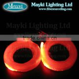 Fiber optic led string light MKR-1000,32W light source with 13 color change