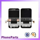 original lcd cell phone touch digitizer for blackberry q5 black