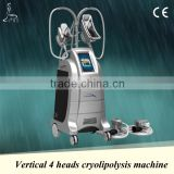 Local Fat Removal ETG50-4S Cryolipolysis Fat 50 / 60Hz Freeze Machine With 10-inch Touch Screen