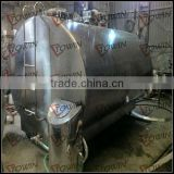 best price Stainless Steel Milk cooling tank cooler used WITH CIP for sale