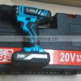High quality cheap 20v cordless drill battery in Guangzhou electric screwdriver dirll tool