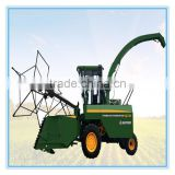 self-propelled silage corn harvester/tractor mounted corn forage harvester/forage harvester