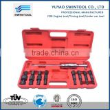 9 PCS BLIND HOLE BEARING PULLER SET