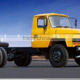 Inquiry about 4*2 Dongfeng truck EQ1102FLJ6 cargo truck chassis for sale with cheap price