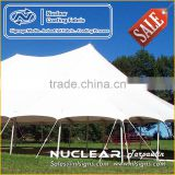 Attractive shade cover tensile membrane structure