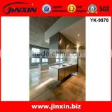 Stainless Steel Affordable Modern Kitchen Cabinets