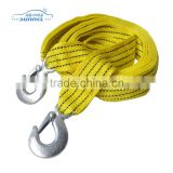 Custom Made Luggage Strap , Car Heavy Duty Elastic Tow Rope