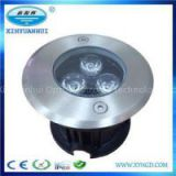 Warm White LED Underground Pool Lights With WIFI Controller