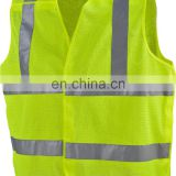 High Visibility Clothing Mesh Safety Reflective Vest