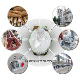High efficiency cassava starch processing plant on sale