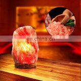 Himalayan Salt Lamp, Natural Himilian Hymalain Pink Salt Rock Lamps Hymilian Sea Salt Crystals Night Light Lamps